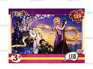 Пазл Лео Люкс «Любимые мультфильмы», 120 деталей, 352, купить