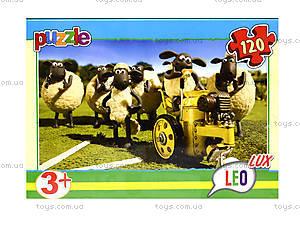 Пазл Лео Люкс «Любимые мультфильмы», 120 деталей, 352, фото