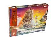 Пазлы 1500 «Битва в океане», C1500-02-09, купить