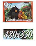 Детские пазлы «Злые птички», 360 элементов, 207-2, отзывы