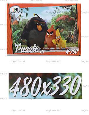 Детские пазлы «Злые птички», 360 элементов, 207-2