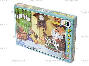 Пазлы для детей «Курочка Ряба», 30 элементов, 216-03, купить