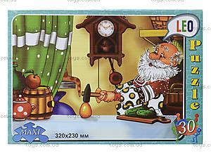 Пазлы для детей «Курочка Ряба», 30 элементов, 216-03, фото