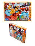 Пазлы для детей «Буратино», 30 элементов, 216-14, купить