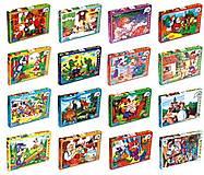 Пазл на 30 элементов, 16 видов, 216, купить