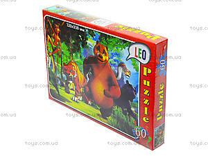 Пазлы для детей «Маугли», 60 элементов, 217-2, купить