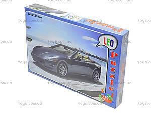 Пазлы детские «Машина кабриолет», 260 элементов, 219-3, купить