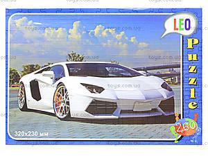 Пазл для детей «Машина Ламборджини», 260 элементов, 219-6, купить