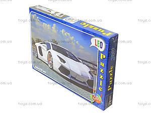 Пазл для детей «Машина Ламборджини», 260 элементов, 219-6, фото