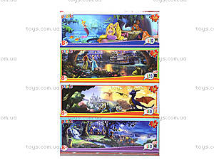 Детские пазлы с мультипликационными героями, 211, купить