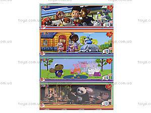 Детские пазлы с мультипликационными героями, 211, отзывы
