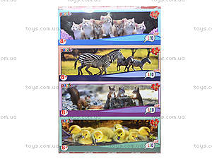 Детские пазлы «В мире животных», 210, купить