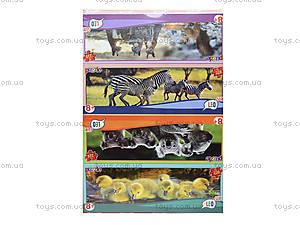 Детские пазлы «В мире животных», 210