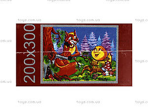 Детские пазлы «Колобок», 24 элемента, 2408, фото