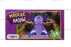 Детские мягкие-пазлы «Лунтик», 255-14, купить