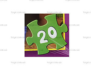 Детские мягкие-пазлы «Лунтик», 255-14, фото