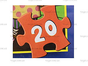 Мягкие пазлы «Репка», 20 деталей, 255-8, фото