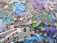 Детские мультипликационные пазлы, 260пок, игрушки