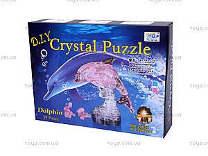 Пазлы 3D «Дельфин», 29022, купить