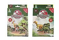 Пазлы 3d «Dino paradise» зеленый, R128, купить