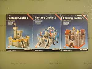 Пазлы 3D «Фантазийная крепость», 40877-PQR