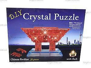 Пазлы 3D «Китайский павильон», 29012, фото
