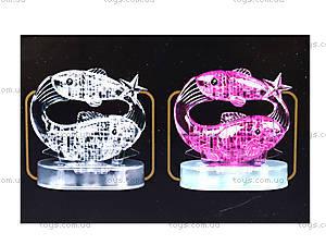 Пазл 3D «Зодиак Рыба», 9042, отзывы