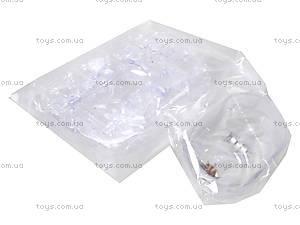 3д пазл кристалл «Зодиак Рыба», с подсветкой, 9042A, купить