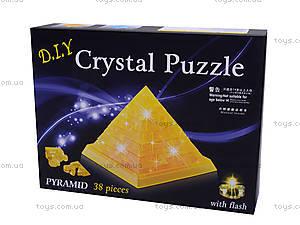 Пазлы 3D «Пирамида», 29014, купить