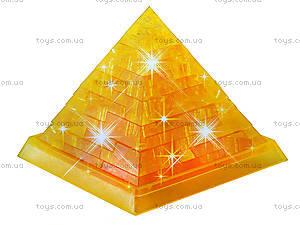 Пазлы 3D «Пирамида», 29014