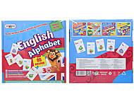 Пазлы для детей «Азбука Английская», 539, фото