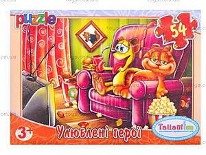 Детские пазлы MINI «Любимые герои», 33210, цена
