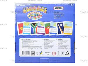Игра для детей «Флаги мира», 709, купить