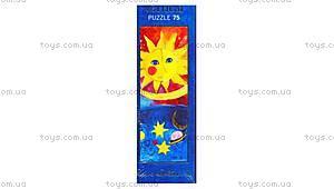 Детский пазл «Солнце и месяц, Вахмейстер», 75 деталей, 29334, купить