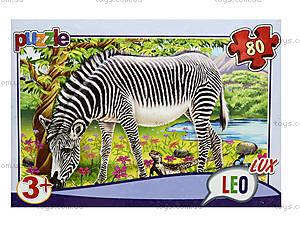Пазл для детей «Любимые животные», 80 деталей, 357, купить