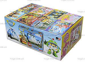 Детские пазлы с героями мультфильмов, 80 элементов, , отзывы