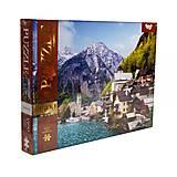 Пазлы «Альпийский городок, Австрия» 1500 элементов, C1500-03-06, фото