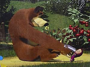 Пазлы большие «Маша и Медведь», 60 элементов, 60максиПокММ, фото