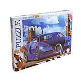 Пазлы «Bugatti в Лондоне» 500 элементов, C500-07-01, купить