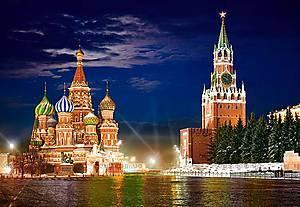 Пазл Castorland на 1000 деталей «Красная Площадь. Москва», 1788
