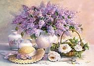 Пазл Castorland на 1000 деталей «День цветов», 2006