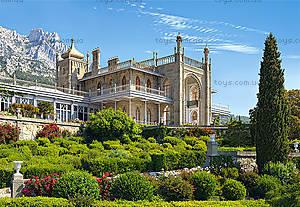 Пазл Castorland на 1000 деталей «Воронцовский Дворец. Крым», 2143