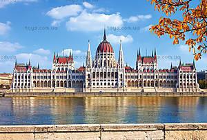 Пазл Castorland на 1000 деталей «Здание парламента, Будапешт», 2211