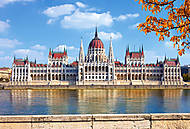 Пазл Castorland на 1000 деталей «Здание парламента, Будапешт», 2211, фото