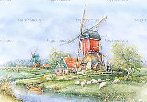 Пазл Castorland на 1000 деталей «Ландшафты Голландии», 2679