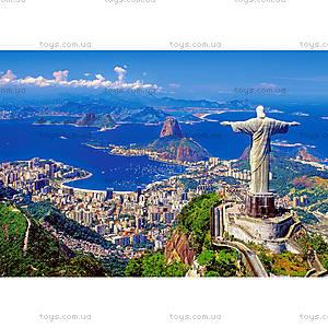 Пазл Castorland на 1000 деталей «Рио-де-Жанейро, Бразилия», 2846