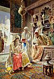 Пазл Castorland на 1000 деталей «Ювелирный магазин», 2945, фото