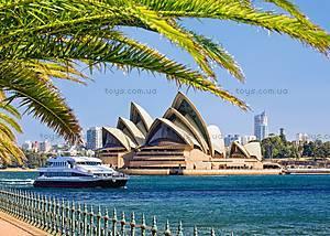 Пазл Castorland на 1000 деталей «Сиднейский оперный театр», 3003