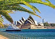 Пазл Castorland на 1000 деталей «Сиднейский оперный театр», 3003, фото