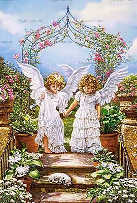Пазл Castorland на 1000 деталей «Ангельские друзья», 3225